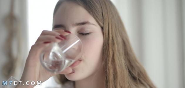 اسباب شرب الماء بكثرة عند الاطفال