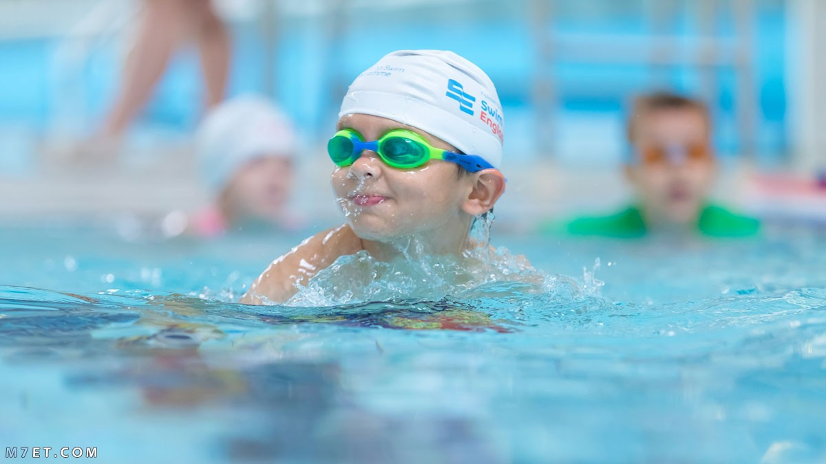 السباحة للأطفال 2021
