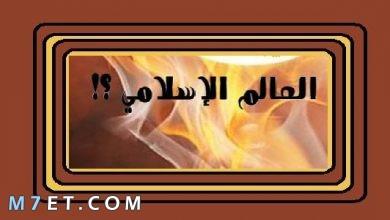 Photo of تعريف العالم الإسلامي ومميزاته