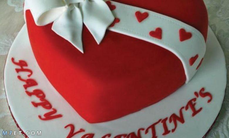 حلوى عيد الحب 2021