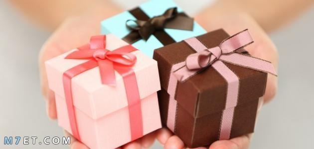 كيف تصنع صندوق هدايا