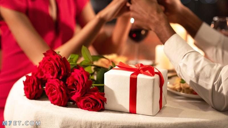 سهرات عيد الحب الرائعة