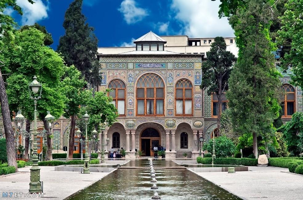 معالم مدينة طهران
