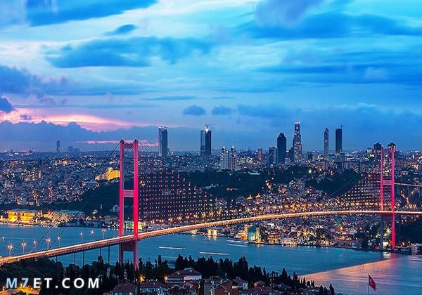 أفضل مناطق تركيا إسطنبول