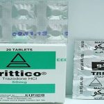 دواء تريتيكو لعلاج الاكتئاب ودواعي استعماله وأضراره