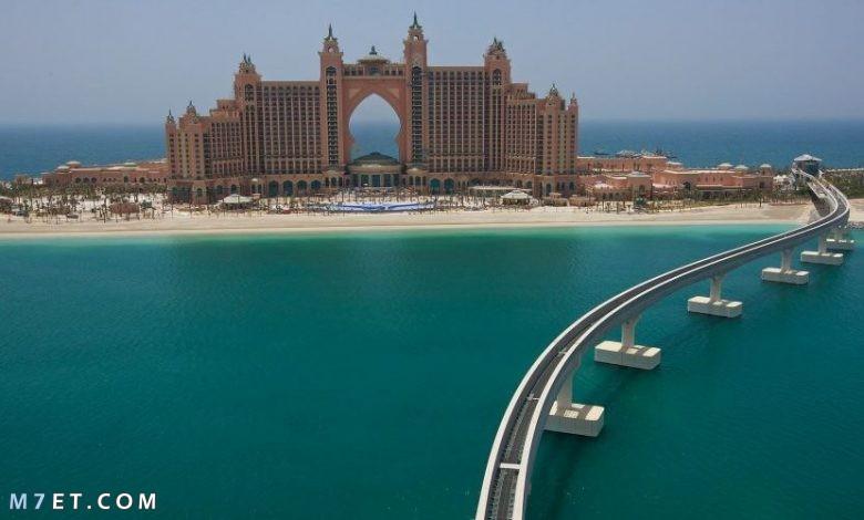 اهم المواقع السياحية العربية
