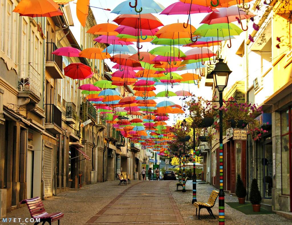أجمل شوارع العالم