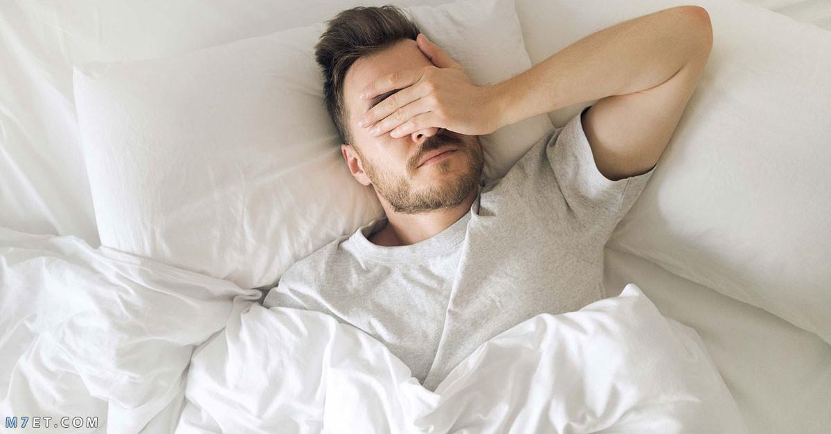 أسباب عدم النوم ليلًا