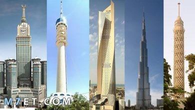 Photo of اطول ابراج في العالم تصنيف هذا العام 2021