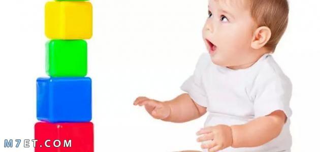 مراحل تطور اللغة عند الطفل