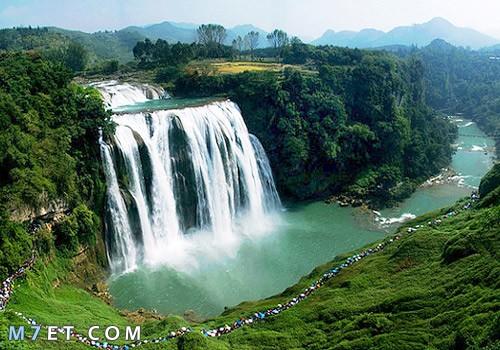 أفضل الأماكن السياحية في الصين