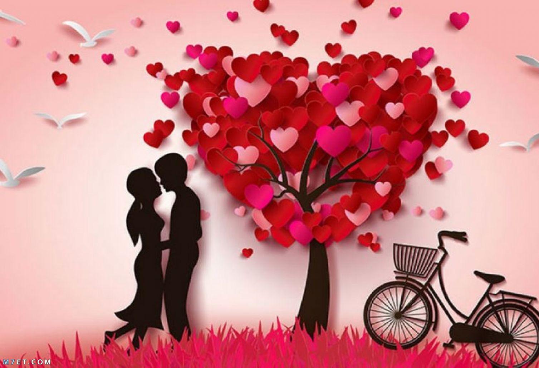 نبذه عن عيد الحب 2021
