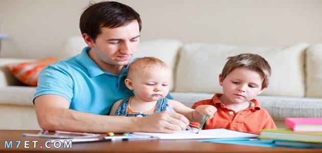مراحل تربية الطفل