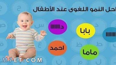 Photo of مراحل تطور اللغة عند الطفل منذ ولادته وما العوامل التي تؤخر النمو اللغوي