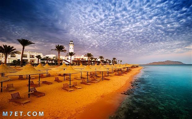 أجمل شواطئ شرم الشيخ