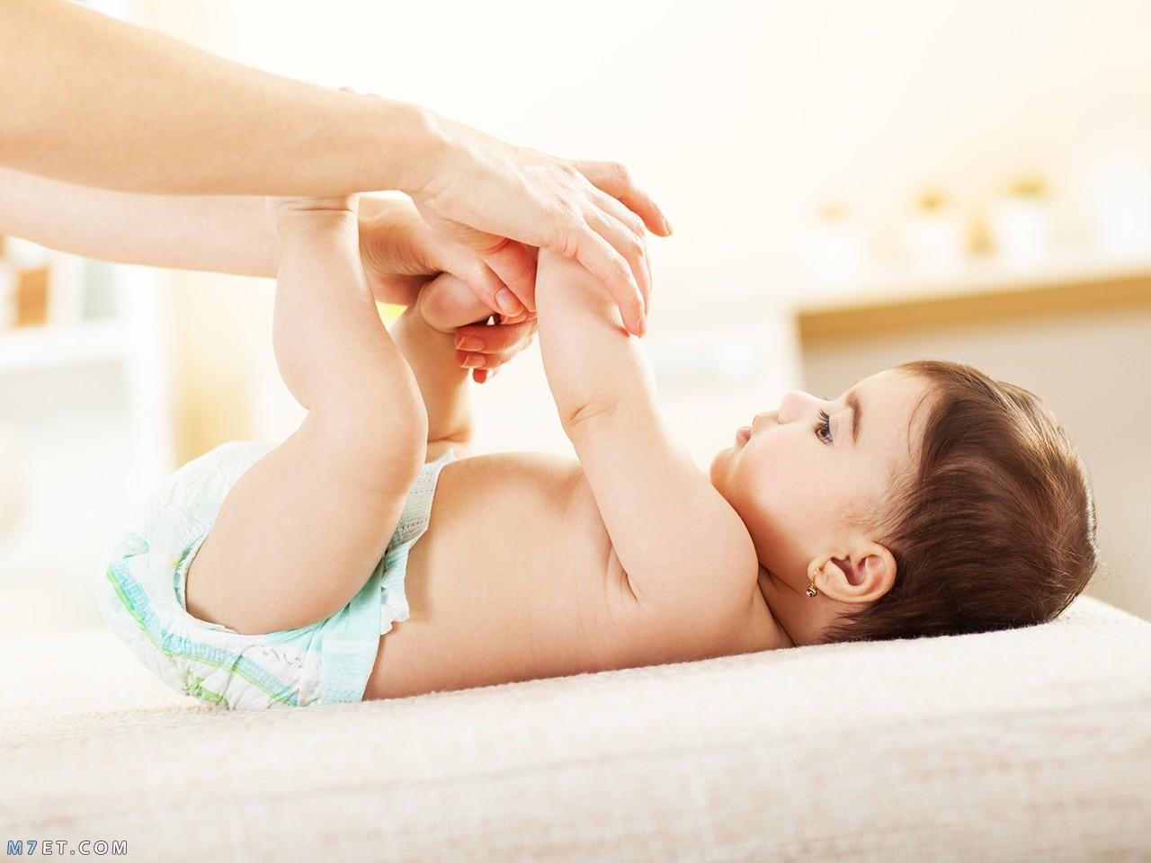 اسباب الاسهال عند الرضع