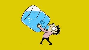 علاج تسمم الماء
