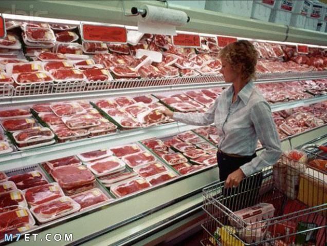 أنواع اللحوم المختلفة 2021