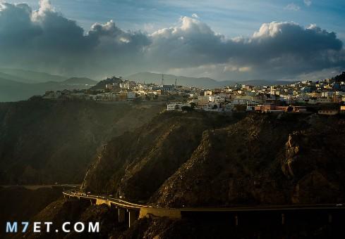 اجمل مدينة سعودية