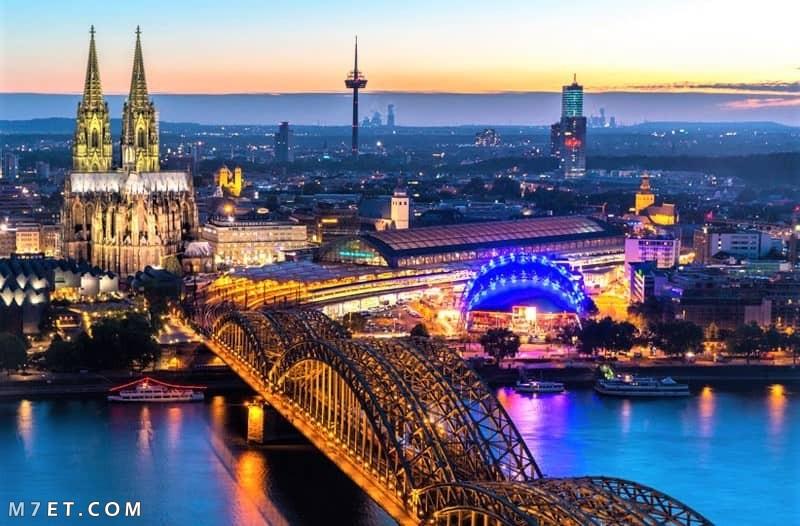 افضل مدينة سياحية في المانيا