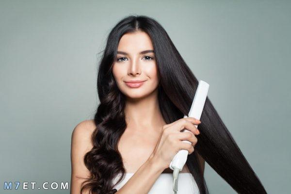 حماية الشعر من الحرارة