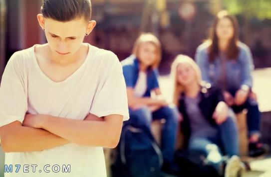 سن المراهقة عند الاولاد