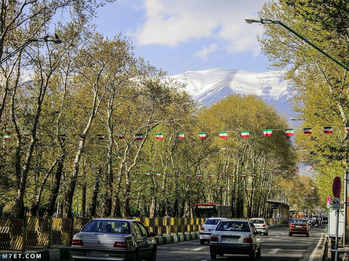 اجمل مناطق إيران لعام 2021