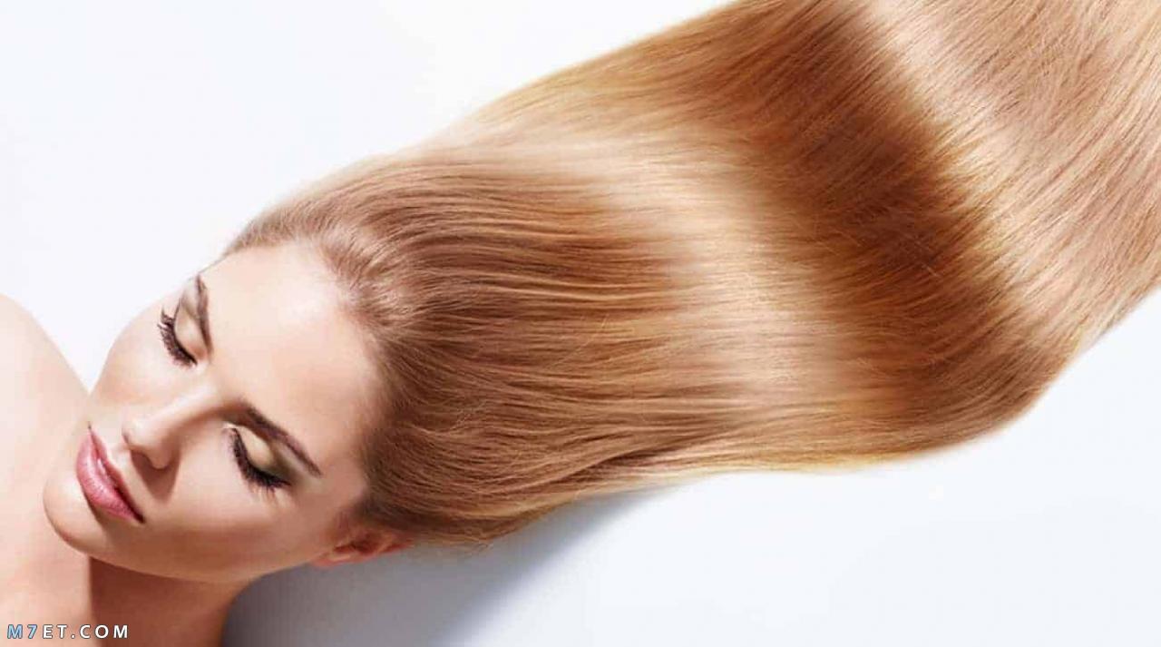 الحفاظ على لمعان الشعر