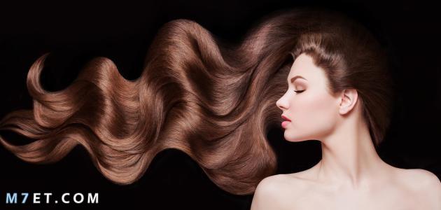كيف أحافظ على لمعان الشعر بطريقة مضمونة 100%