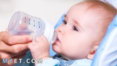 Photo of متى يشرب الرضيع