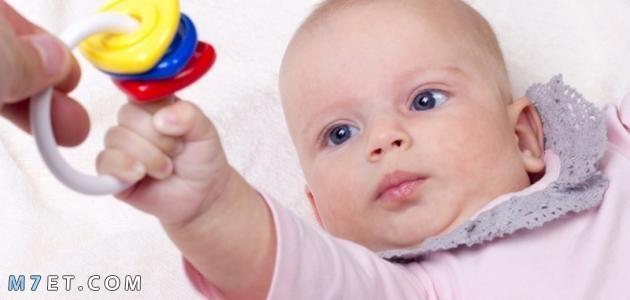 تربية الطفل الرضيع