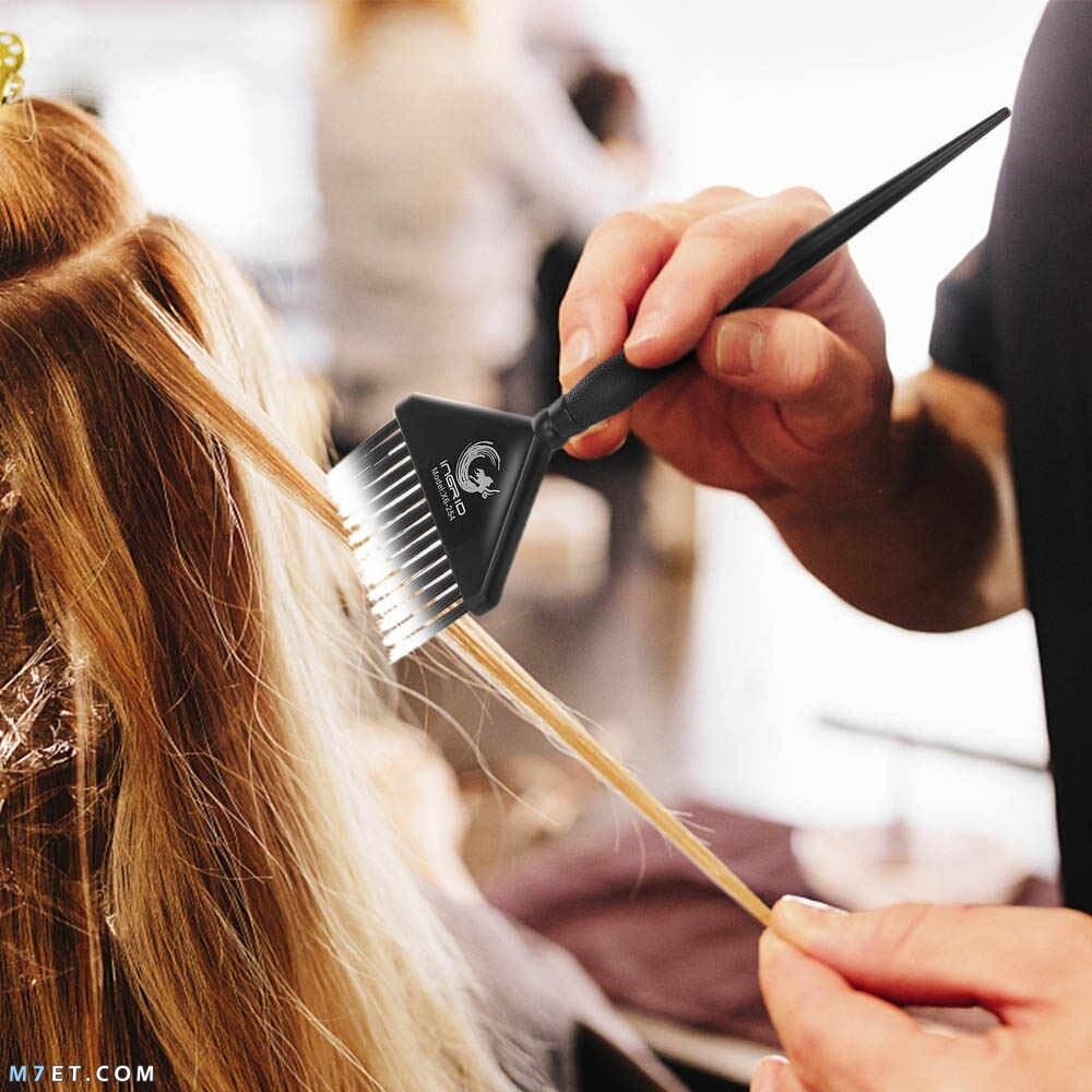 اسرع طريقة لازالة الصبغة من الشعر