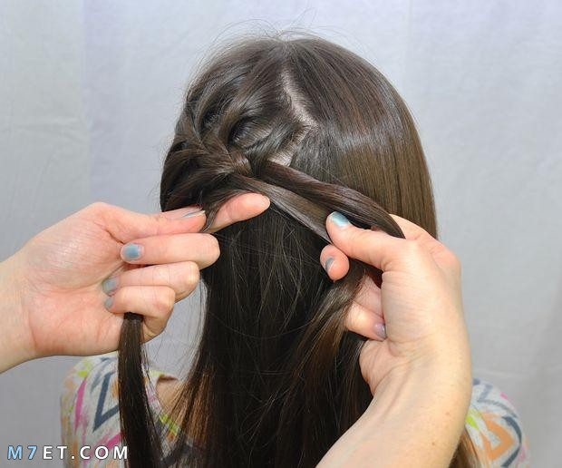 فوائد تضفير الشعر