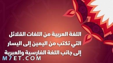 Photo of معلومات عن اللغة العربية وتعريفها وأهميتها