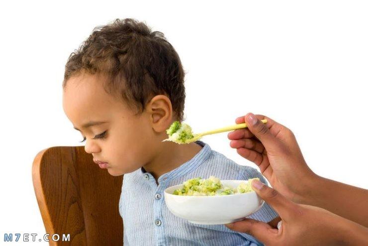 علاج ضعف الشهية عند الأطفال