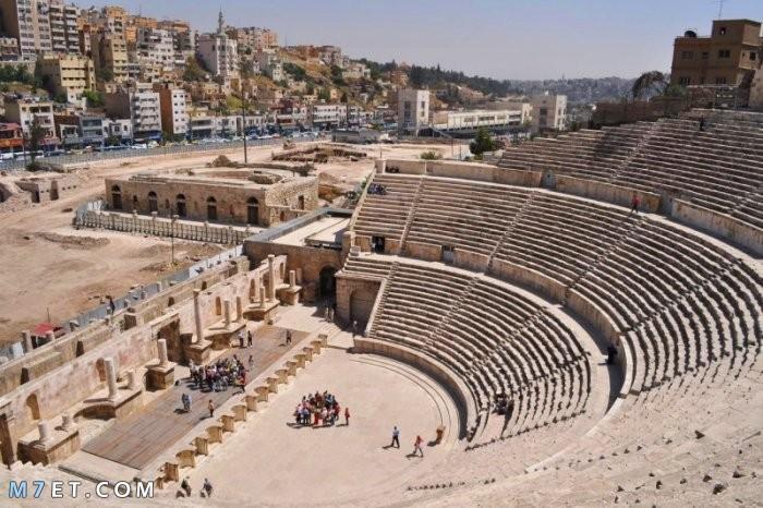 أفضل الأماكن السياحية في الأردن عمان