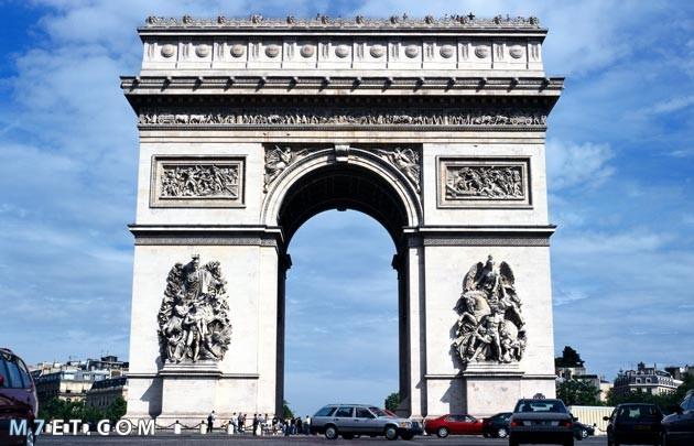 افضل معالم باريس