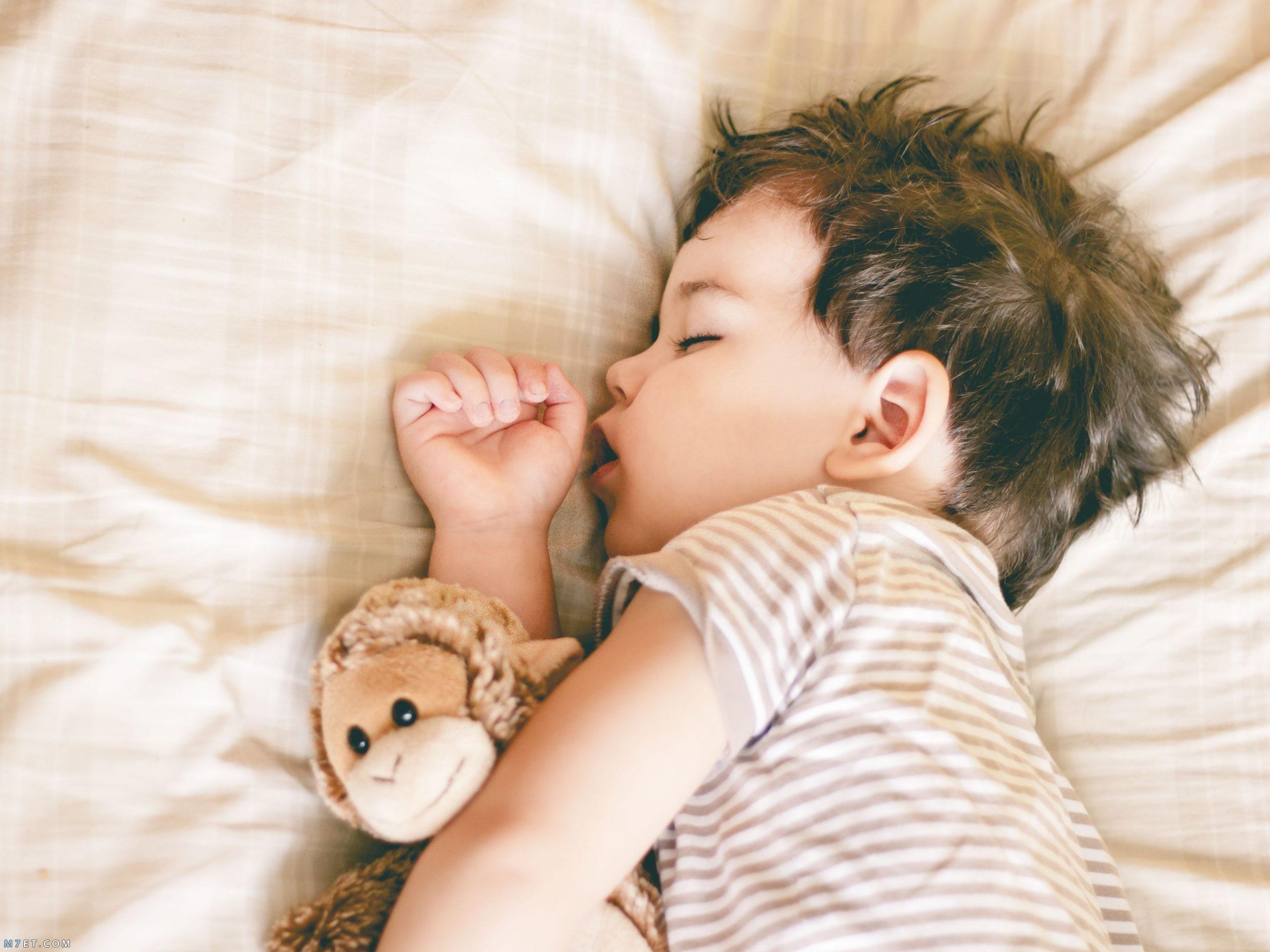 أسباب اضطرابات النوم عند الطفل2021