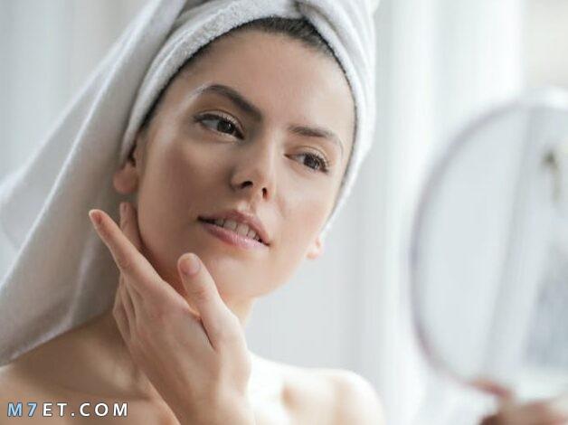 كيف انظف بشرتي؟