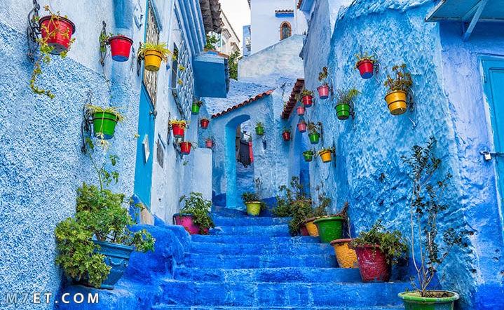 افضل مدن المغرب
