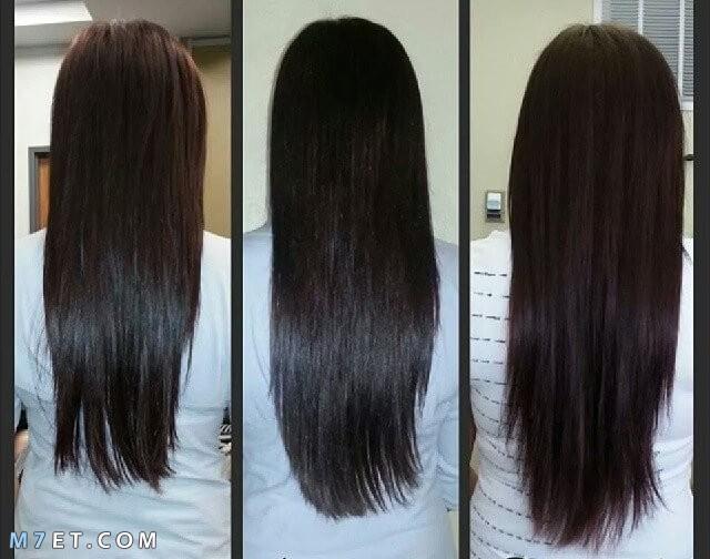 افضل طريقة لتطويل الشعر