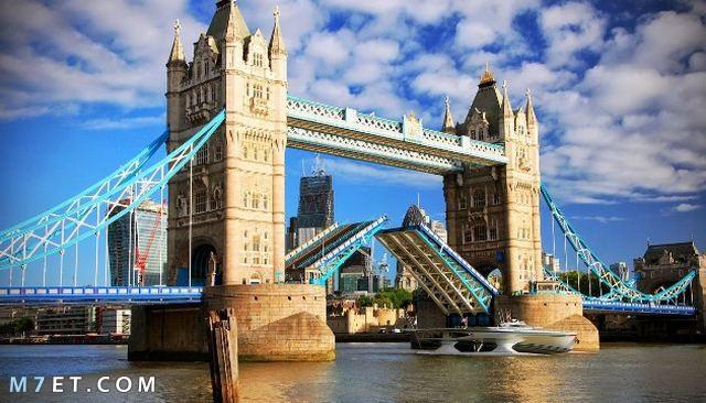 افضل معالم لندن