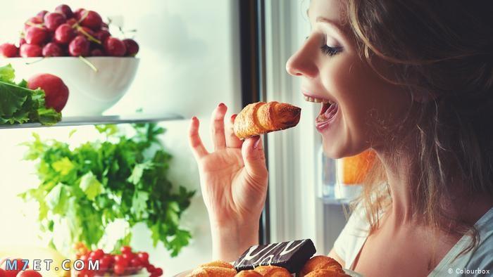 أسباب النعاس بعد الأكل