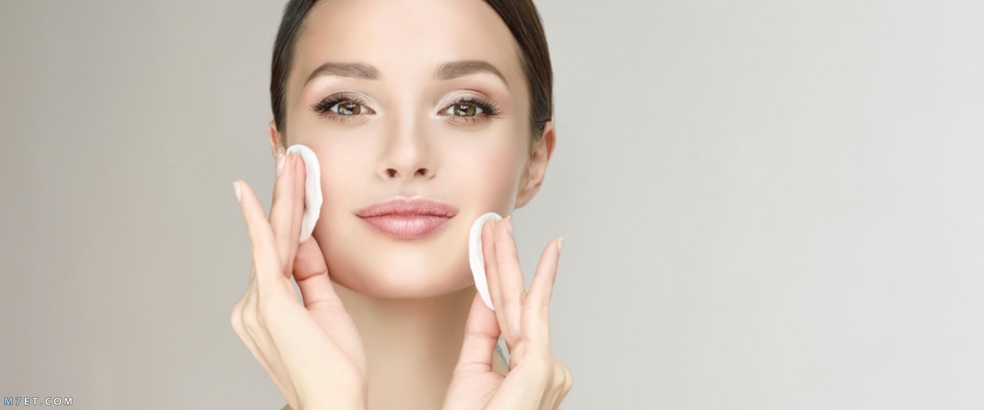 وصفات للتخلص من دهون الوجه