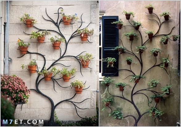 أفكار لتزيين الحائط