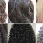 انواع الشعر للسيدات وطرق العناية به