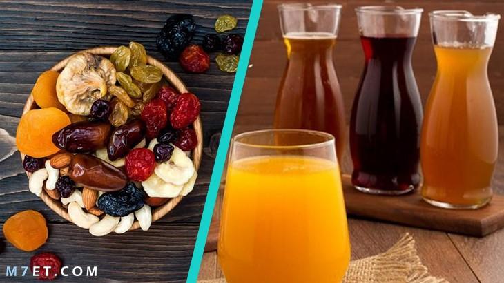 10 أنواع مشروبات شهر رمضان