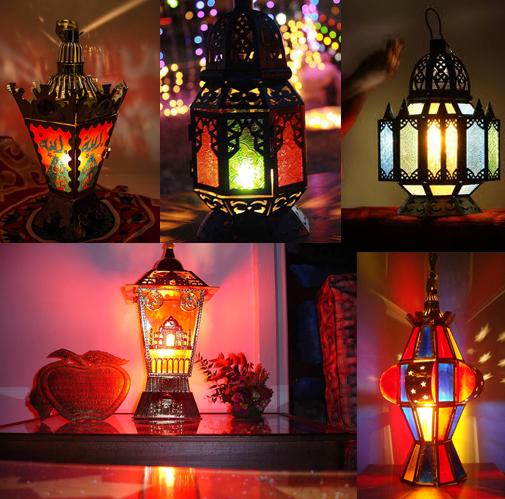 أشكال رائعة لفانوس شهر رمضان 2021