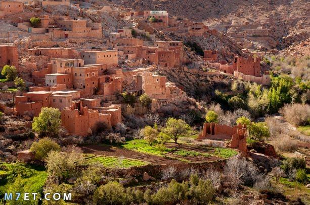 مقومات السياحة في المغرب