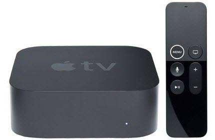 انعكاس الشاشة على Apple TV